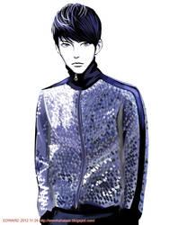 Hyun Bin by kahataro