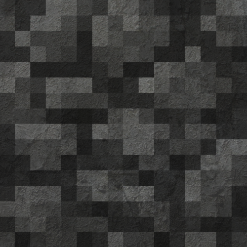Cobblestone (minecraft) by Dinodaw on DeviantArt
