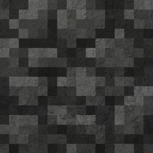 Cobblestone (minecraft) by Dinodaw on DeviantArt