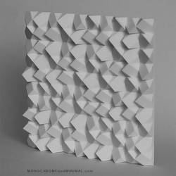 Photo of Permutation 038 sculpture by monochromeandminimal