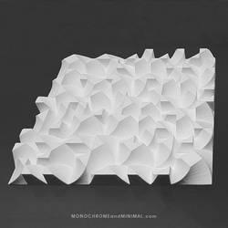 Permutation 030 in ceramic wins an award by monochromeandminimal
