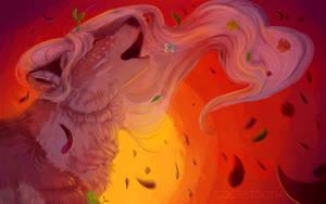 desert rose [AJ contest entry] speedpaint by goosetooth