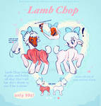lamb chop (ota) by goosetooth