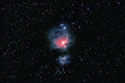 M42 - Orion Nebula Widefield