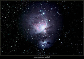Orion Nebula Revisited by astrnmr