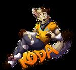 [c] Koda Badge
