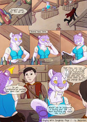 [P/YCH] Singing With Songbirds - Page 1/4 by TheRecurrent