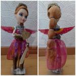 Fairy warrior: Holly O'Hair by Danyd10