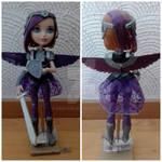 Fairy warrior: Poppy O'Hair by Danyd10