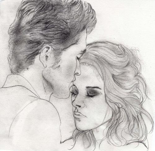 MTV Best Kiss sketch by StrawberryCake01 on DeviantArt