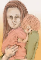 Bella and Renesmee by StrawberryCake01
