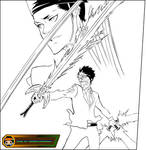 Line art Yamamoto 246