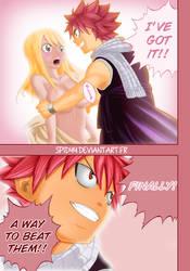 Fairy Tail 331 Natsu Lucy