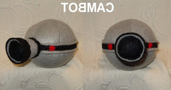 Cambot Plush by silentorchid