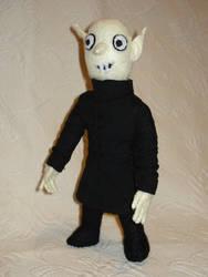 Nosferatu plush