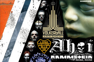 Rammstein collarge by BAZZ1392