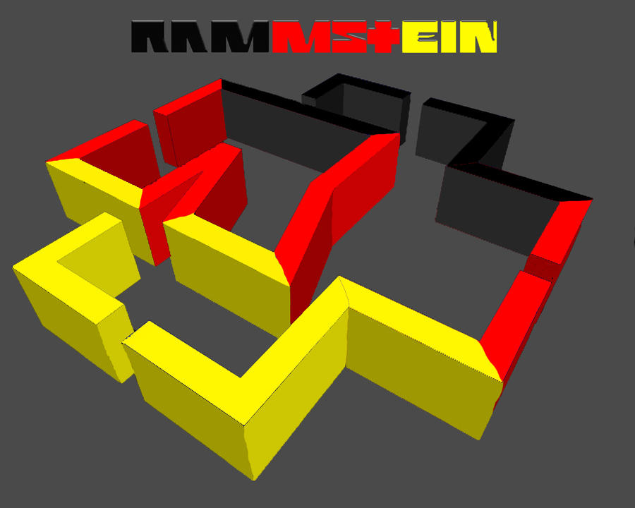 Rammstein R+ Germany By BAZZ1392 On DeviantArt
