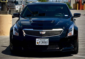 Cadillac ATS-V Coupe by ralynrazor117