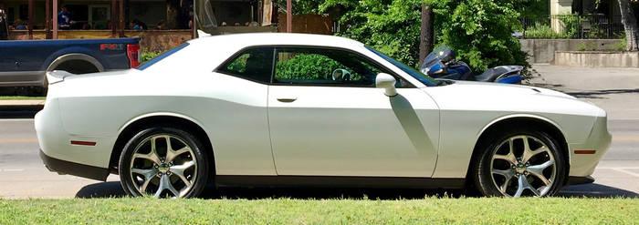 Dodge Challenger SXT by ralynrazor117