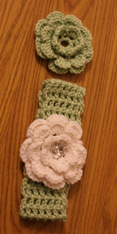 Crochet Pattern Central Baby Headbands : Chained-Wolvess DeviantArt Gallery