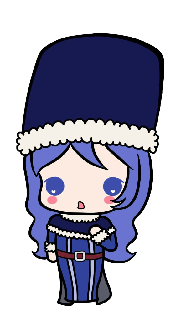 chibi juvia by minikoreankitty on deviantart