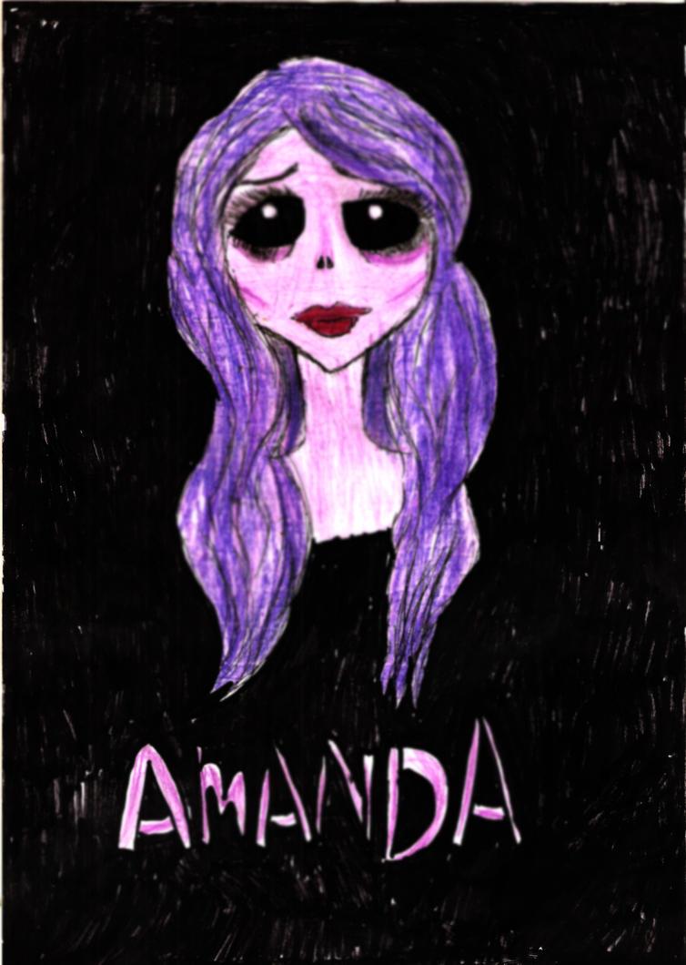 Amanda by DEAD-chan102