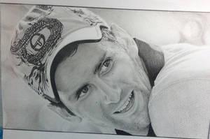 Novak Djokovic by AdamWien