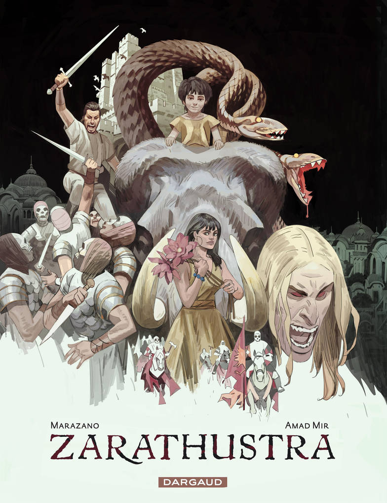 Zarathustra-tome-2-cover by mir-ahmad