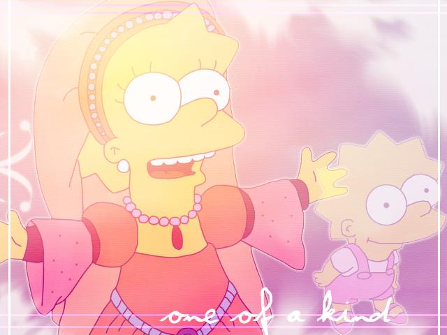 Lisa Simpson by Rainbow-Child7