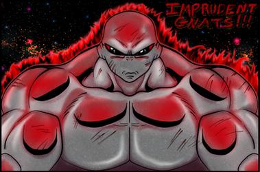 Jiren's Final Stand! by shunter071