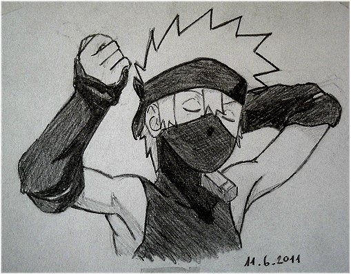 Young Kakashi By Spider999now On DeviantArt