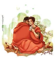 Happy Valentines Day_Sterek by spider999now