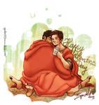 Happy Valentines Day_Sterek