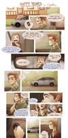 Sterek Comic- Happy Tears