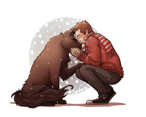 Sterek- Snowy Days