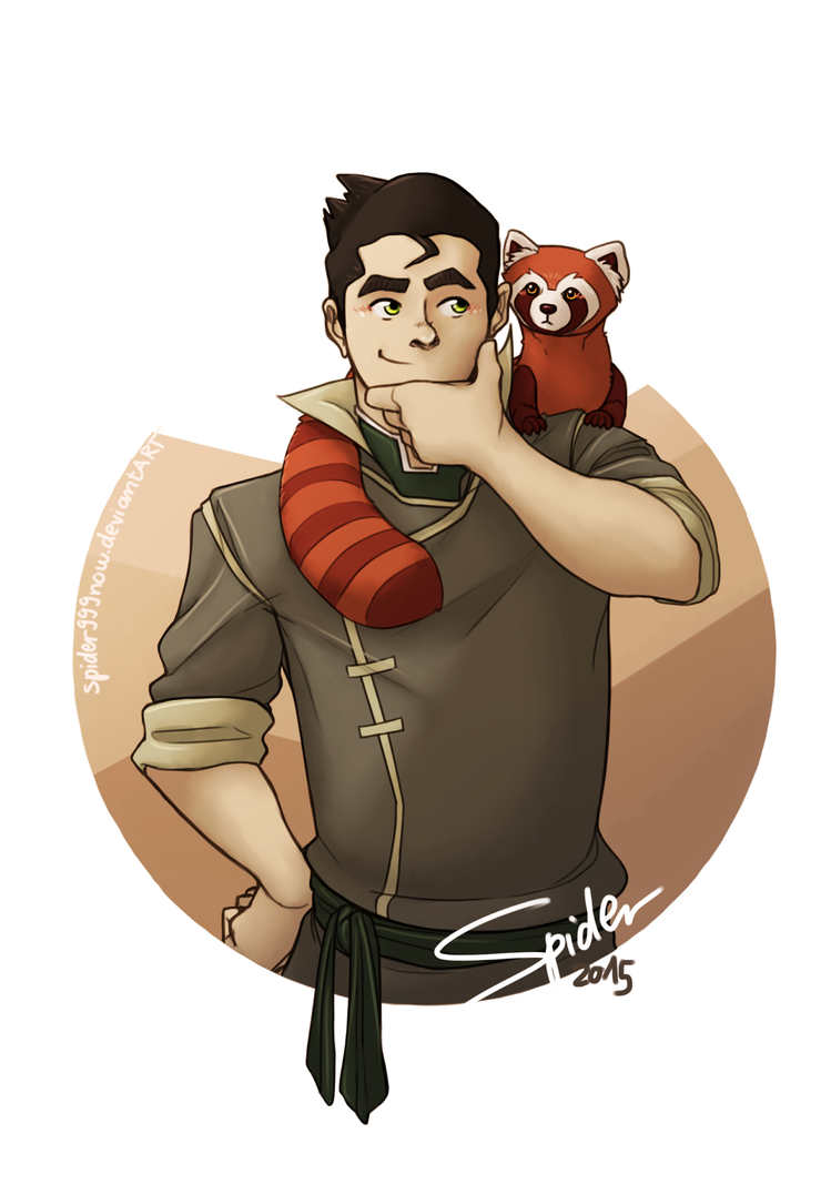 bolin and pabu by spider999now on deviantart