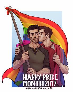 Sterek Pride