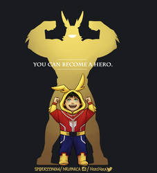 Hero by spider999now