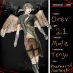 Nexus App: Orev