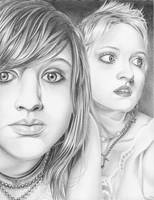 Stacy and Sherri of Eisley II by JJRRS