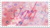 SIGHS OF RELIEF || Pink Aesthetic [4] || Stamp by Neriniex