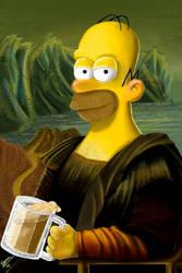 Homer Lisa