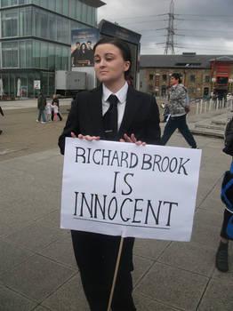 Richard Brook Is Innocent!