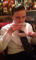 The Consultant's Tea Party