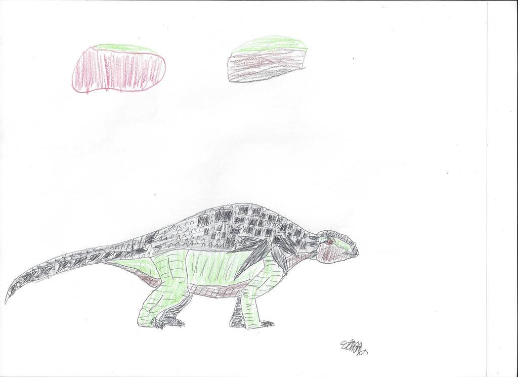 GP: Panoplosaurus