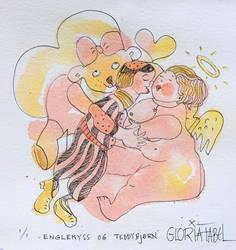 Angelkiss and Teddybear