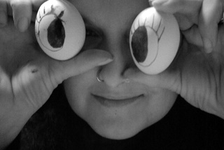 egg eye d by diosaperdida