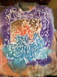 Elephant t-shirt by diosaperdida