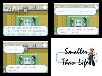 Smaller Than Life-1
