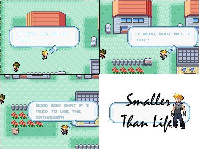 Smaller Than Life-2